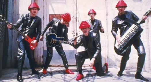 Top 5 Music Obsessions of the Day DEVO Song 3