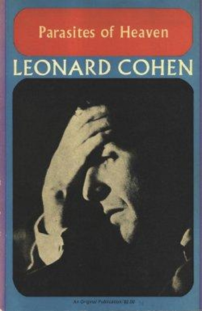 Song of the Day Cohen Poetry