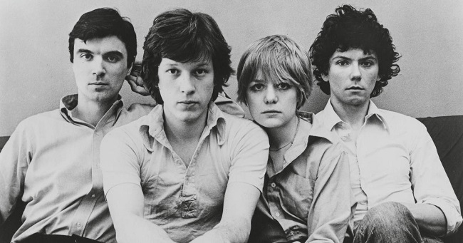 Top 5 Music Obsessions of the Day Talking Heads (Nothing But) Flowers