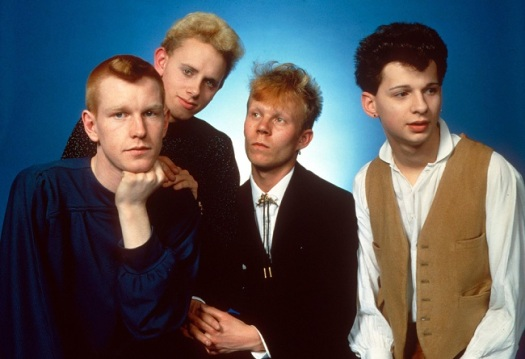 Top 5 Music Obsessions Depeche Mode Photographic Song 4