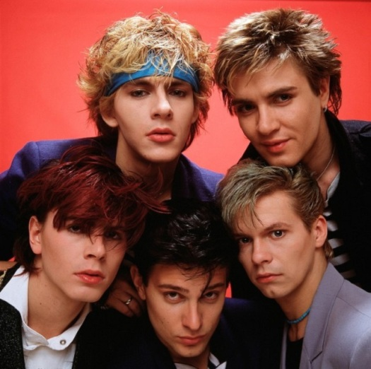 Top 5 Music Obsessions of the Day Duran Duran Lonely In Your Nightmare