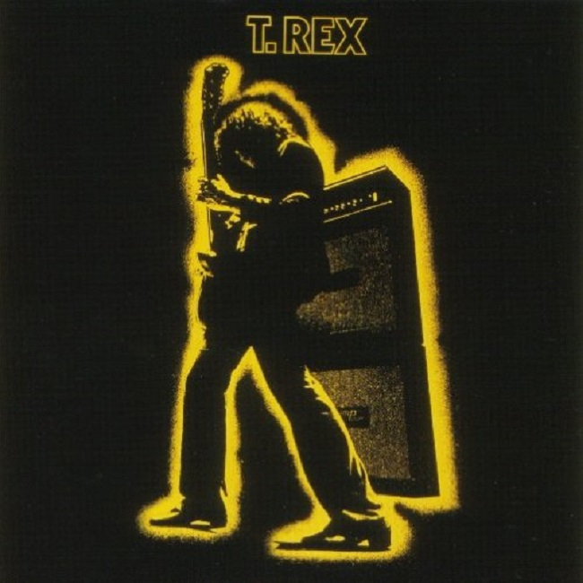 Music Listography T. Rex Electric Warrior