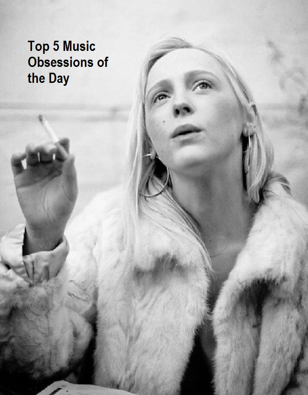 Top 5 Music Obsessions of the Day Laura Marling Feature Photo
