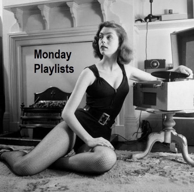 Monday Playlists Header