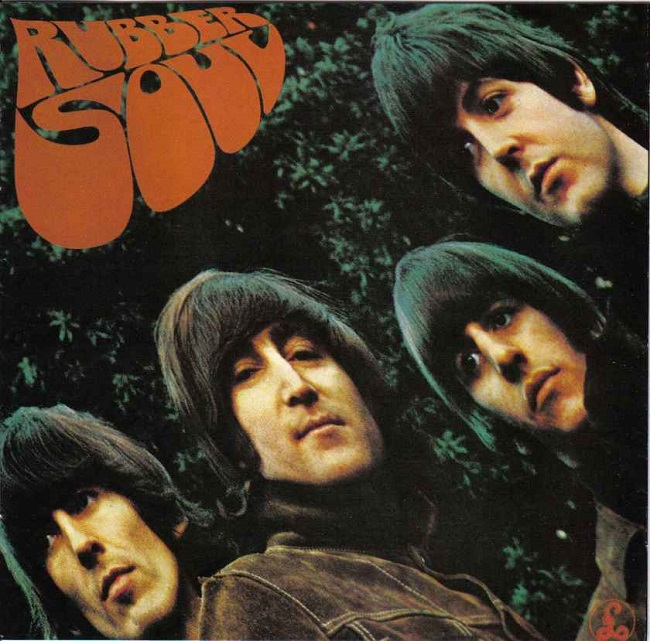 Music Listography The Beatles Rubber Soul