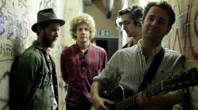 Song of the Day To Be Completely Honest Dawes Guitar