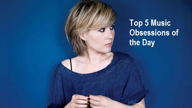 Top 5 Music Obsessions of the Day Dido Feature