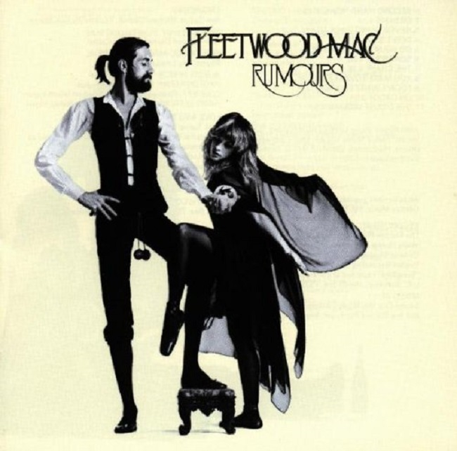 Music Listography Fleetwood Mac Rumours