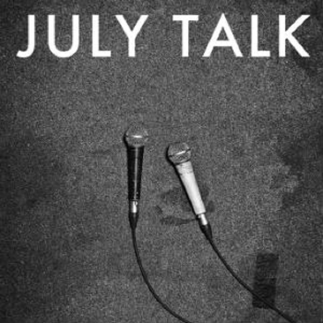 Music Listography July Talk Self-Titled