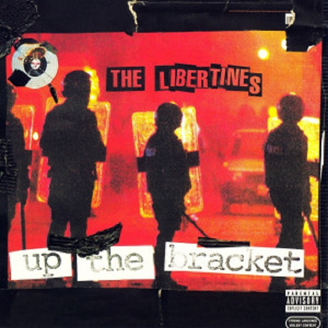Music Listography The Libertines Up the Bracket