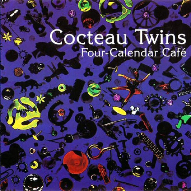 Music Listography Cocteau Twins Four-Calendar Cafe