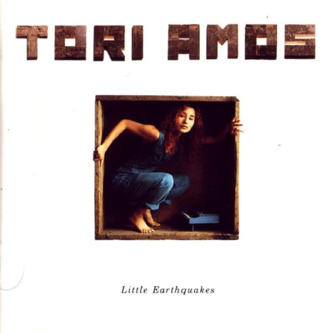 Music Listography Tori Amos Little Earthquakes