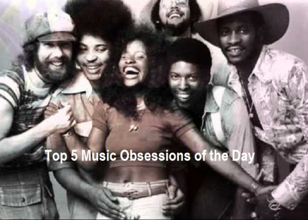 Top 5 Music Obsessions of the Day Rufus and Chaka Khan Feature