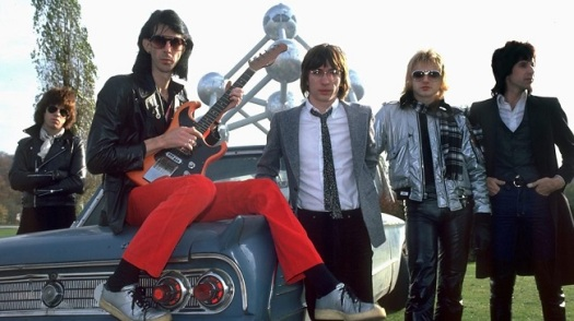 Top 5 Music Obsessions of the Day - The Cars - Just What I Needed - Song 2
