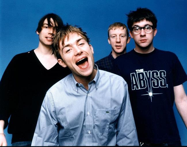 Top 5 Music Obsessions of the Day - Blur - Parklife - Song 3