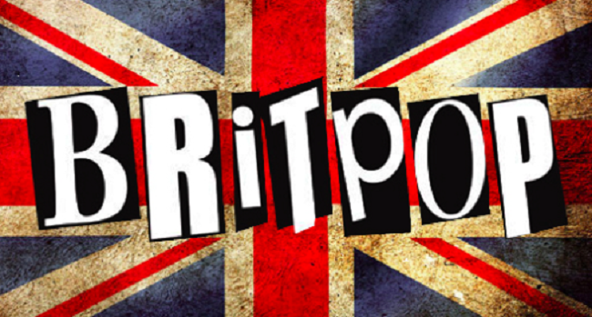 Britpop Tuesday Header