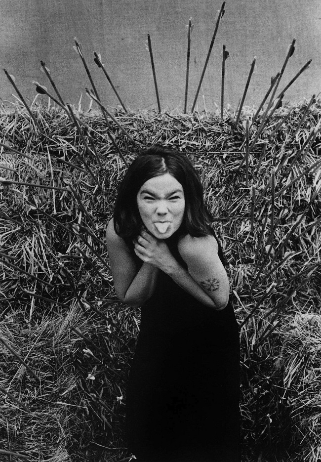 Top 5 Music Obsessions of the Day Bjork Song 3