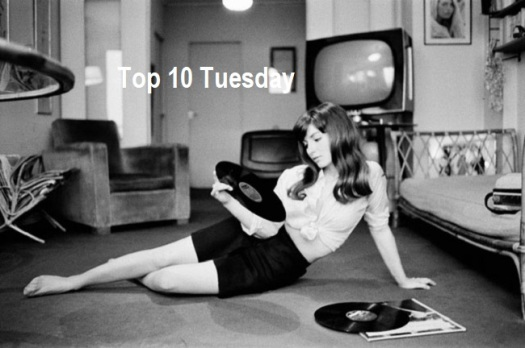Top 10 Tuesday Header