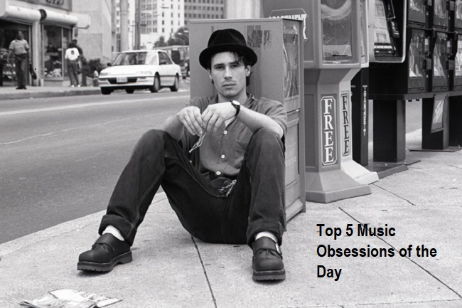 Top 5 Music Obsessions of the Day Jeff Buckley Feature