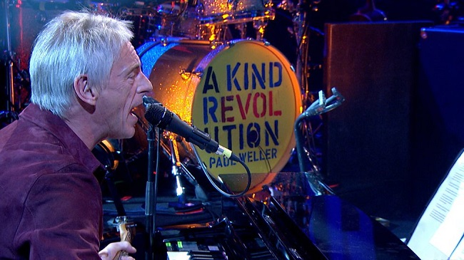 Weller Wednesday Woo Se Mama Paul Weller Jools Live