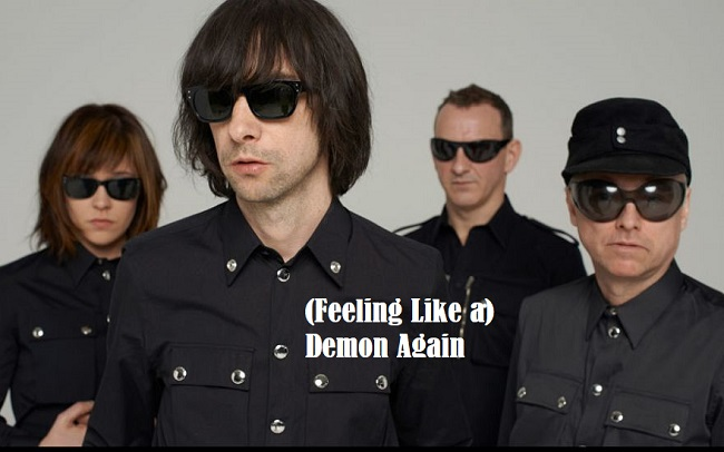 Top 5 Music Obsessions Primal Scream Song 2
