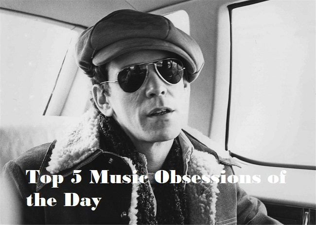 Top 5 Music Obsessions of the Day Lou Reed Feature
