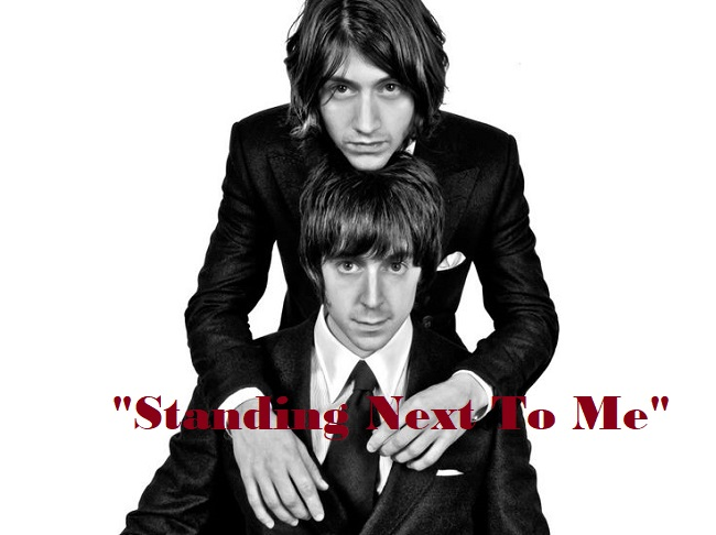 Standing Next To Me The Last Shadow Puppets Song 4