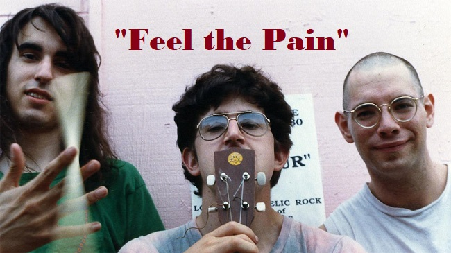 Feel the Pain Dinosaur Jr Song 5