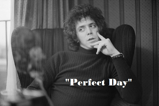 Top 5 Music Obsessions of the Day Lou Reed Song 1