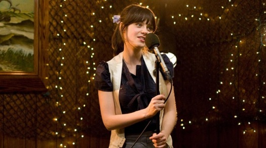 Zooey Deschanel Sugar Town 500 Days of Summer