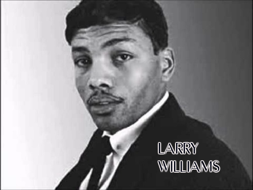 Larry Williams Northern Soul Monday History