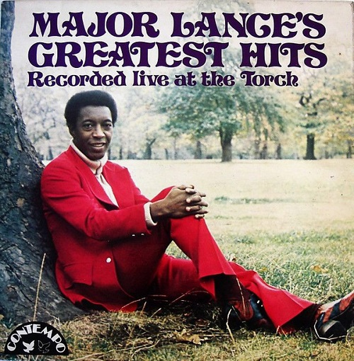 Major Lance's Greatest Hits Recorded live at the Torch Northern Soul Monday Lyriquediscorde
