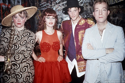 The B-52's Topaz Top 5 Music Obsessions Song 2 Lyriquediscorde