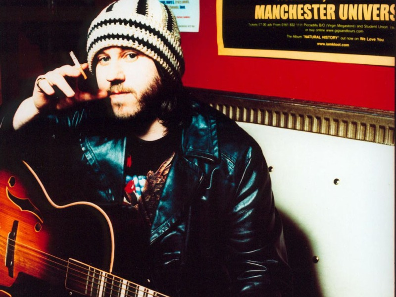 Badly Drawn Boy Silent Sigh Song of the Day Lyriquediscorde
