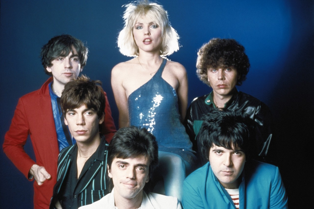 Blondie Fade Away and Radiate Song of the Day Lyriquediscorde