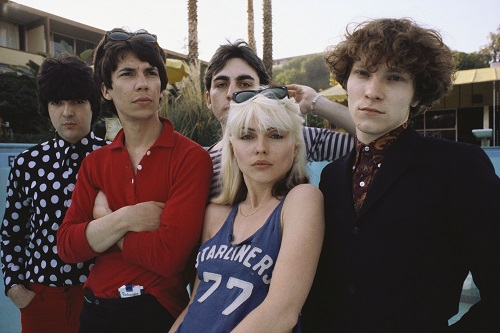 Blondie Top 20 Bands You Are Home Listography Lyriquediscorde