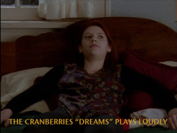 Dreams The Cranberries My So-Called Life Song of the Day Lyriquediscorde