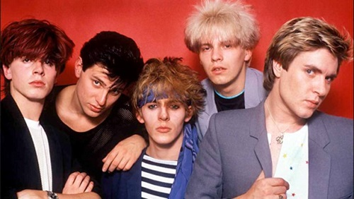 Duran Duran Listography Top 20 Bands