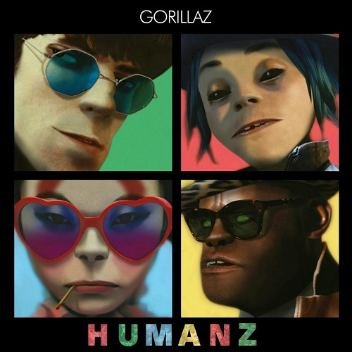 Gorillaz Humanz Top 30 Albums of 2017 Lyriquediscorde
