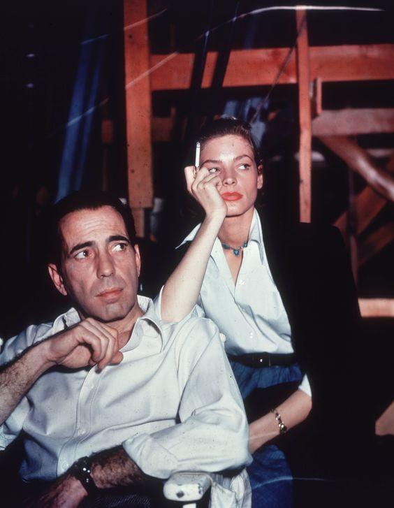 Like a Friend Pulp Bogart and Bacall Wordless Wednesday Lyriquediscorde
