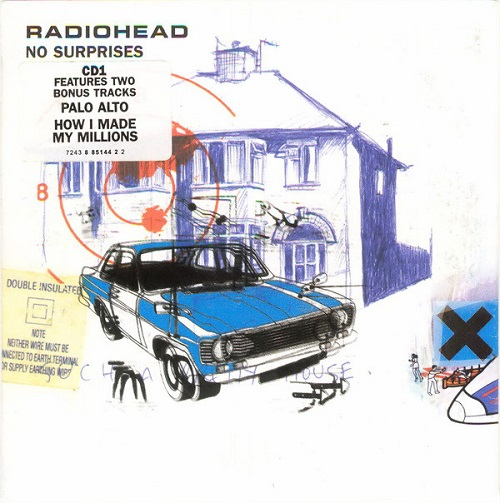 No Suprises Radiohead Single Song of the Day