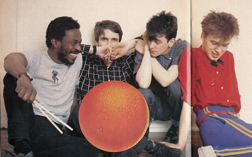 Orange Juice Falling and Laughing Top 5 Music Obsessions Lyriquediscorde