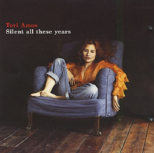 Silent All These Years Single Tori Amos LD