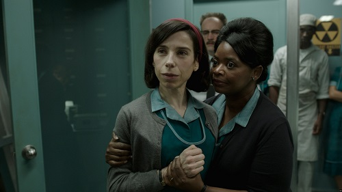 Shape of Water Hawkins Spencer LD Movies