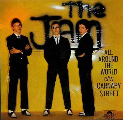 The Jam All Around the World WW LD