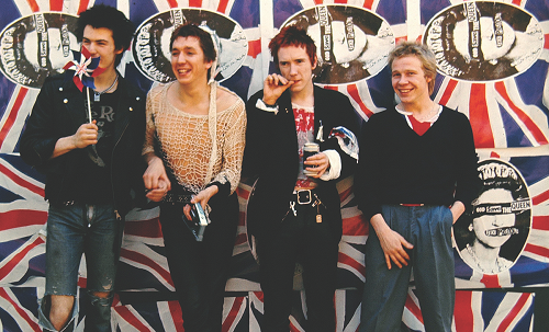 The Sex Pistols Pretty Vacant Top 5 Music Obsessions Song 2 Lyriquediscorde