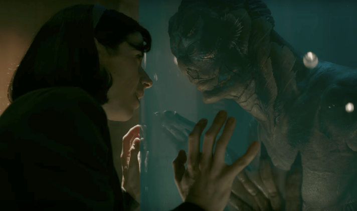 The Shape of Water LD Movie Review