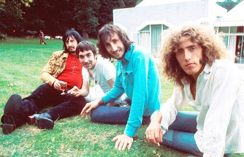 The Who Top 20 Bands You Are Home Listography Lyriquediscorde