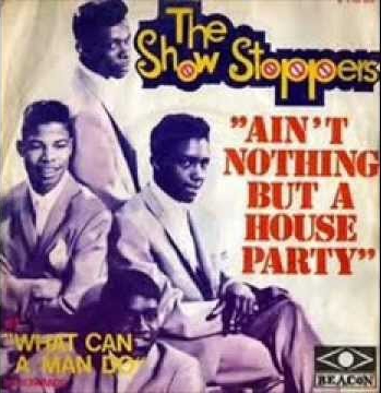 Aint Nothing But A Houseparty Album Cover Northern Soul Monday