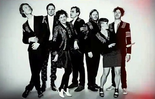 Arcade Fire Creature Comfort Top 5 Music Obsessions Song 4 Lyriquediscorde